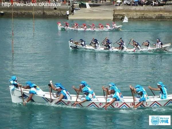 ハーリー舟3