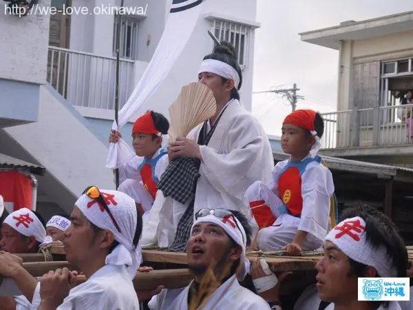 石垣島豊年祭移動