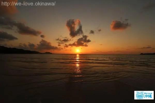 ishigaki-sukujibeach-sunset