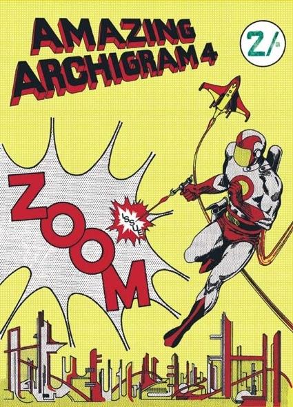Archigram a guide to archigram arcspace. Com.