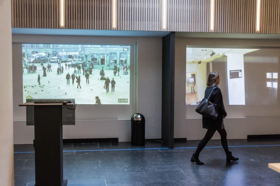 Amsterdam, 19-11-2015, IDFA International Documentary Filmfestival Amsterdam. Photo Nichon Glerum