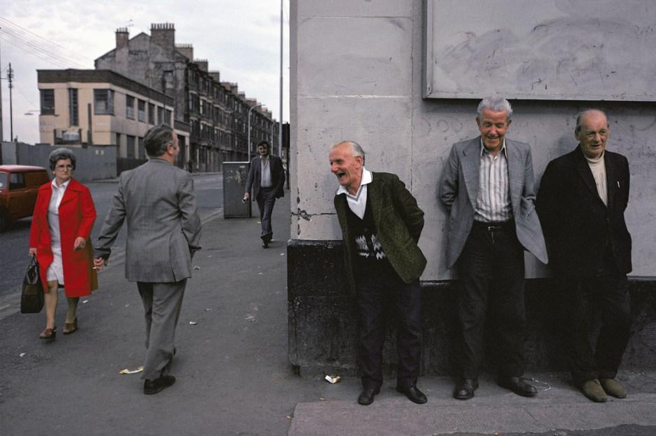 SCOTLAND. Glasgow. 1980.