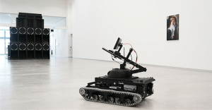 Tanks, drones, rockets and other sound machines. An interview with Nik Nowak