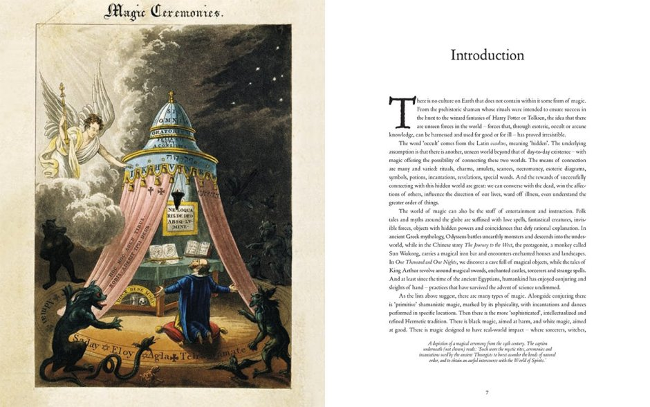 The Occult, Witchcraft & Magic  An Illustrated History – We