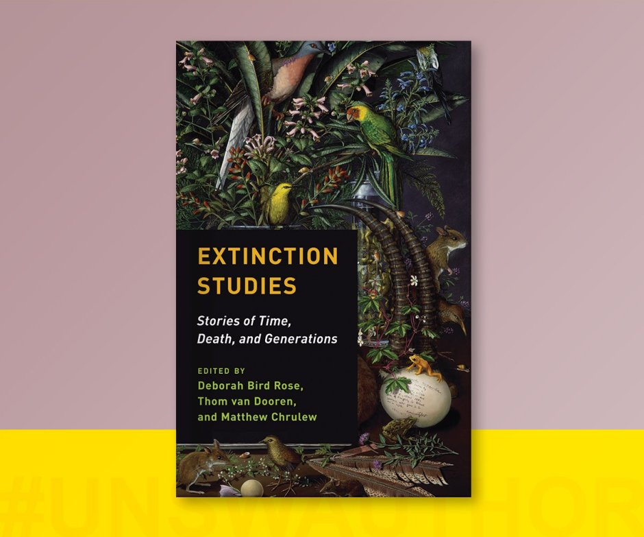 Book review: Extinction Studies  Stories of Time, Death, and
