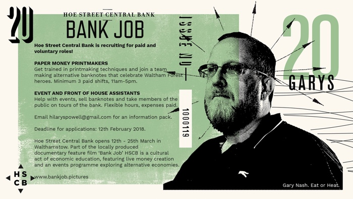 Bank Job, a e book by Hilary Powell and Daniel Edelstyn.