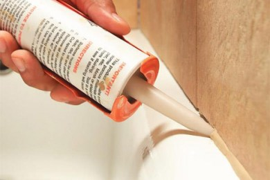 Color Matched Caulking or Re-Caulking