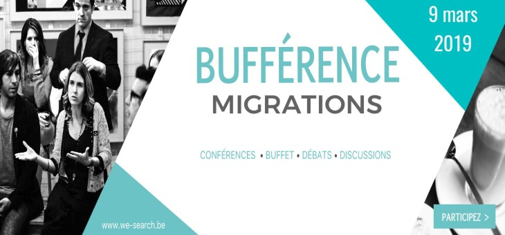 Bufférence 2019 – 'Migrations'