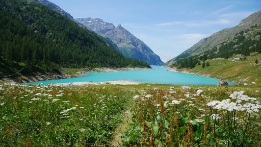 Lac de Place Moulin : Alpine Paradise Race les 21 et 22 septembre