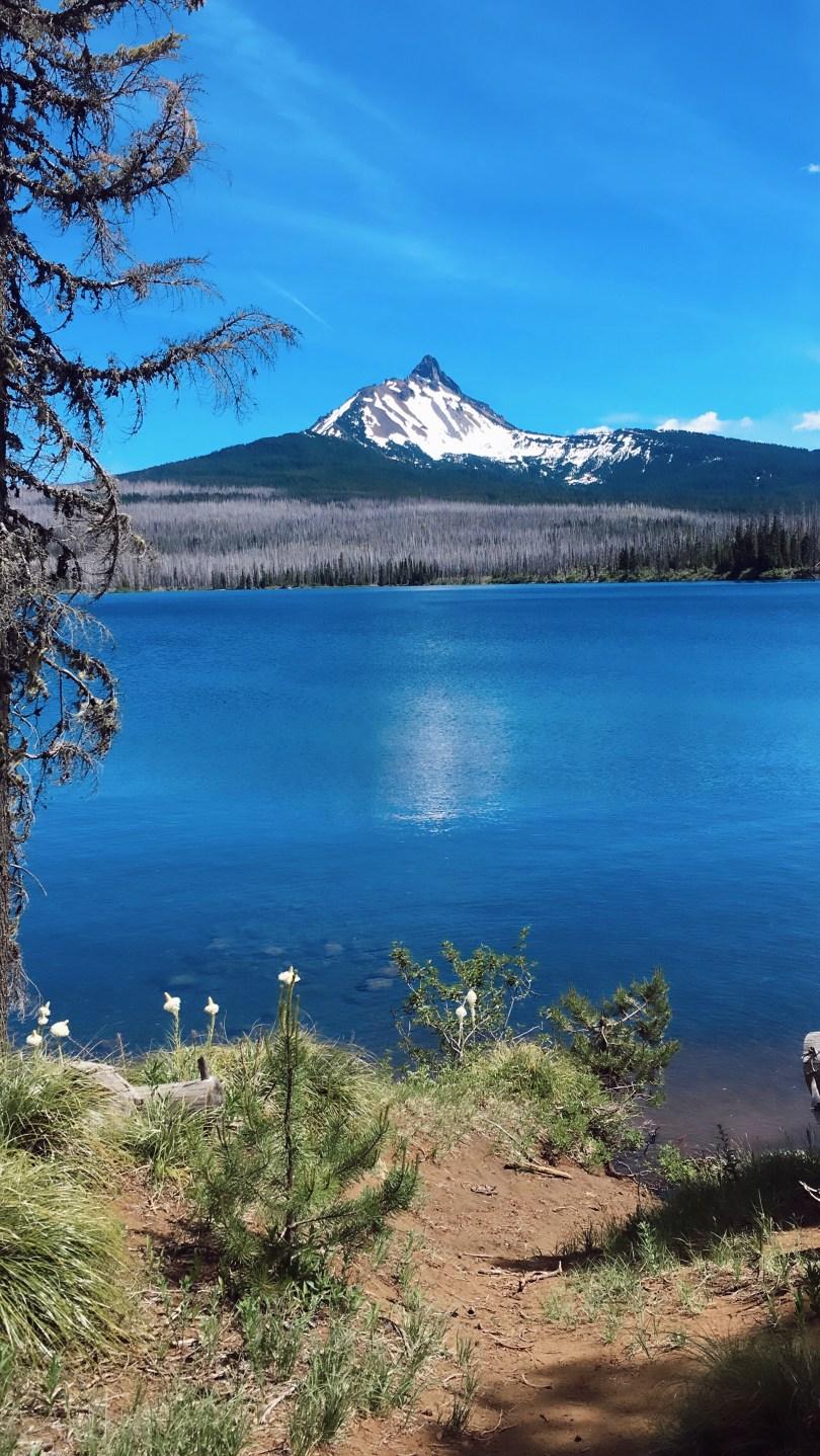 Oregon mountains