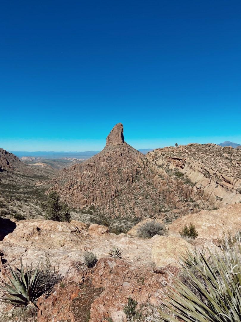 Phoenix hikes