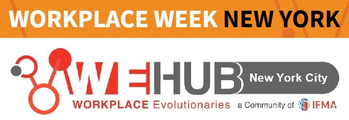 NYC WE: Hub - Workplace Week New York