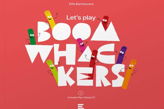 «Let's play boomwhackers»