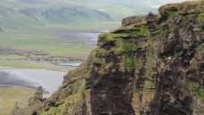 Amazing views of the cliffs of Dyrhólaey