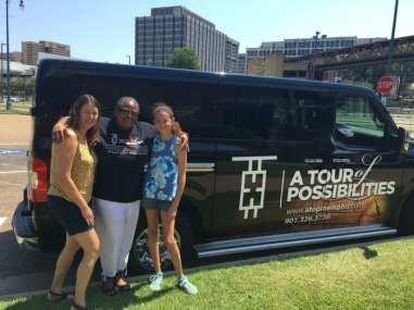 Memphis tour of possibilities