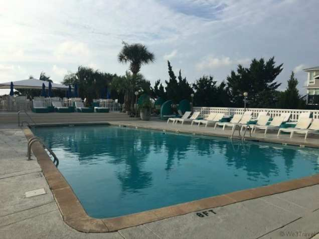 Blockade runner pool
