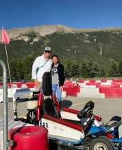 Copper Mountain go karts