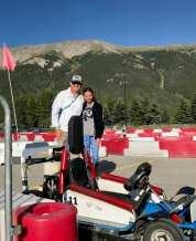 Copper Mountain go karts