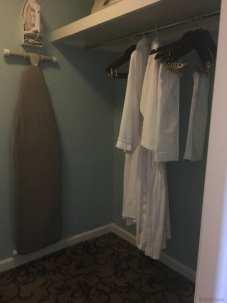 Peabody closet
