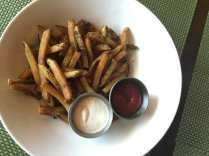 Pembroke wrightsville beach duck fat fries