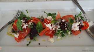 Surfhouse tomato salad