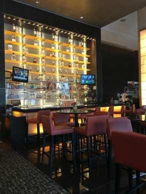 Loews Atlanta bar