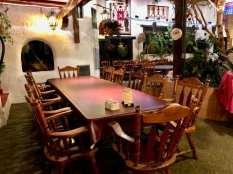 Cattleman's steakhouse dining room
