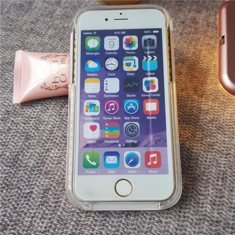 iphone 6 selfie LED case