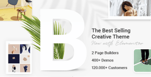 Bridge 22.5 Nulled – Creative Multipurpose WordPress Theme