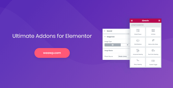 Ultimate Addons for Elementor 1.26.0 Nulled