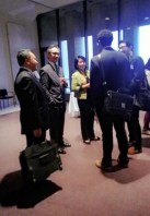 Special Lecture and Reception with Indonesian Foreign Minister Dr. Marty Natalegawa