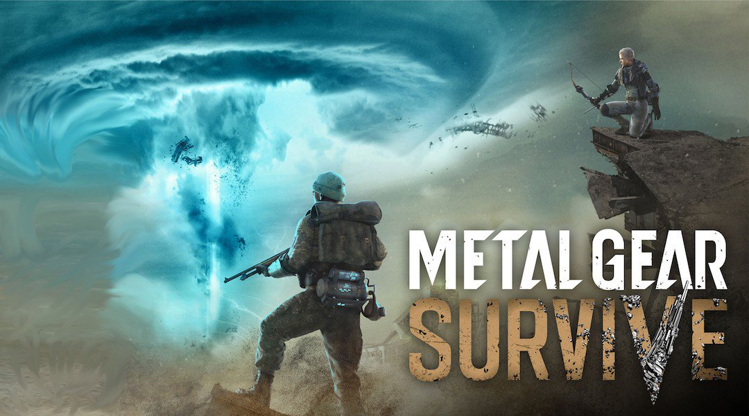 Weak Gaming Metal Gear Survive