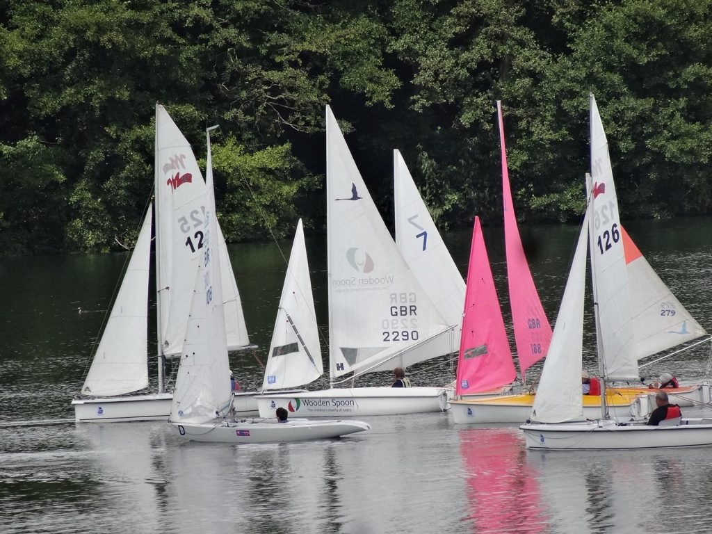 WS Race 13 July No 8