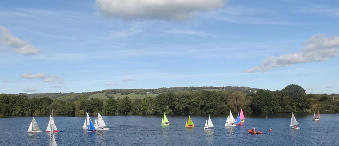 Beautiful day for sailing