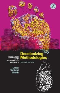 Decolonizing Methodologies book cover