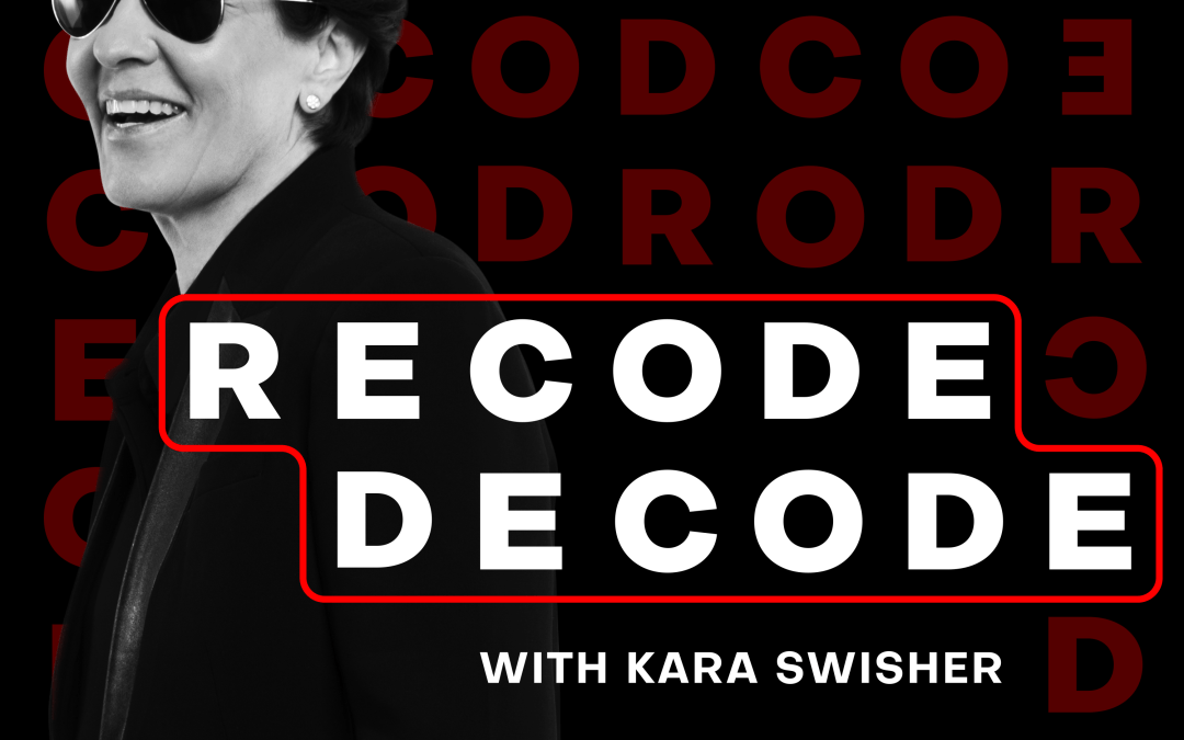 Anand Giridharadas on Recode Decode