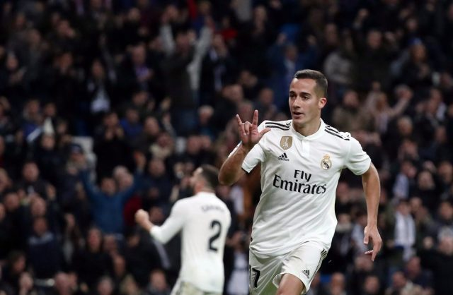 Leeds United have entered the race to Manchester United target Lucas Vazquez.
