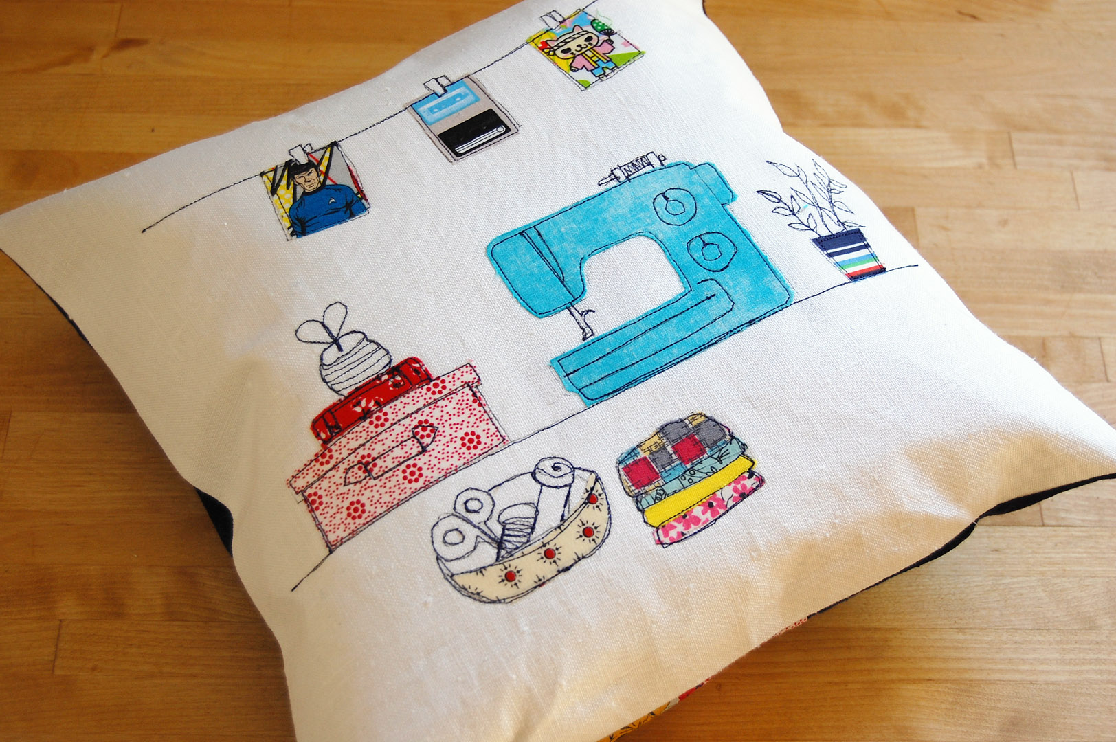 invisible zipper pillow cover tutorial