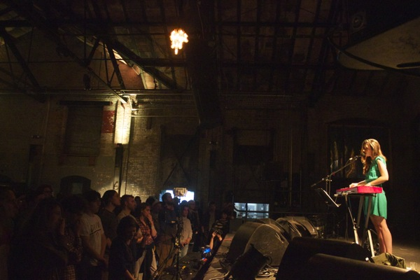 1_Julia Holter_Basilica Soundscape 2014