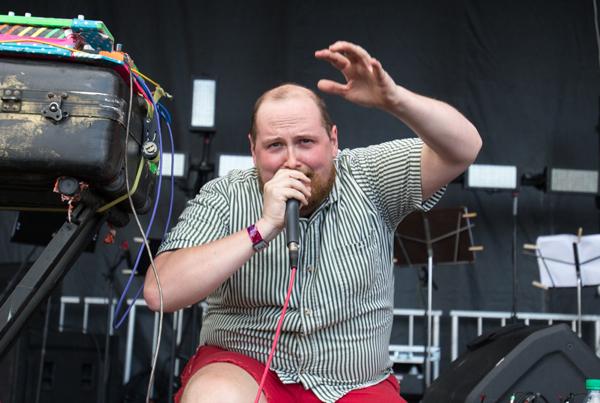 1_Dan Deacon_Landmark Music Festival