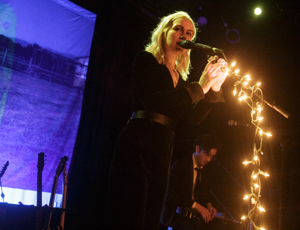 Phoebe Bridgers And Soccer Mommy At Music Hall Of