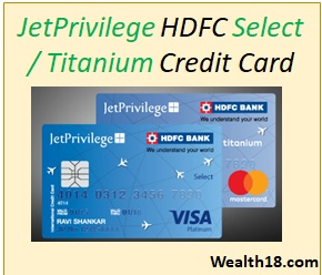 Whether you're starting your own small business or you're already running one, its continued financial health is one of the most important things to keep in mind. Jetprivilege Hdfc Bank Select Titanium Credit Card Review Details Offers Benefits Wealth18 Com