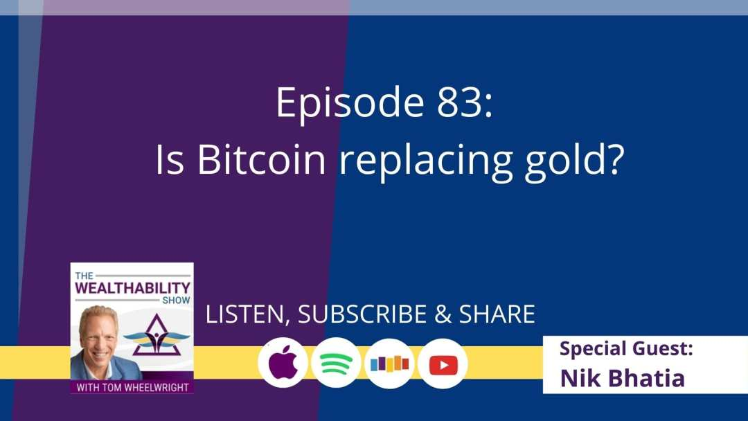 Is Bitcoin replacing gold?