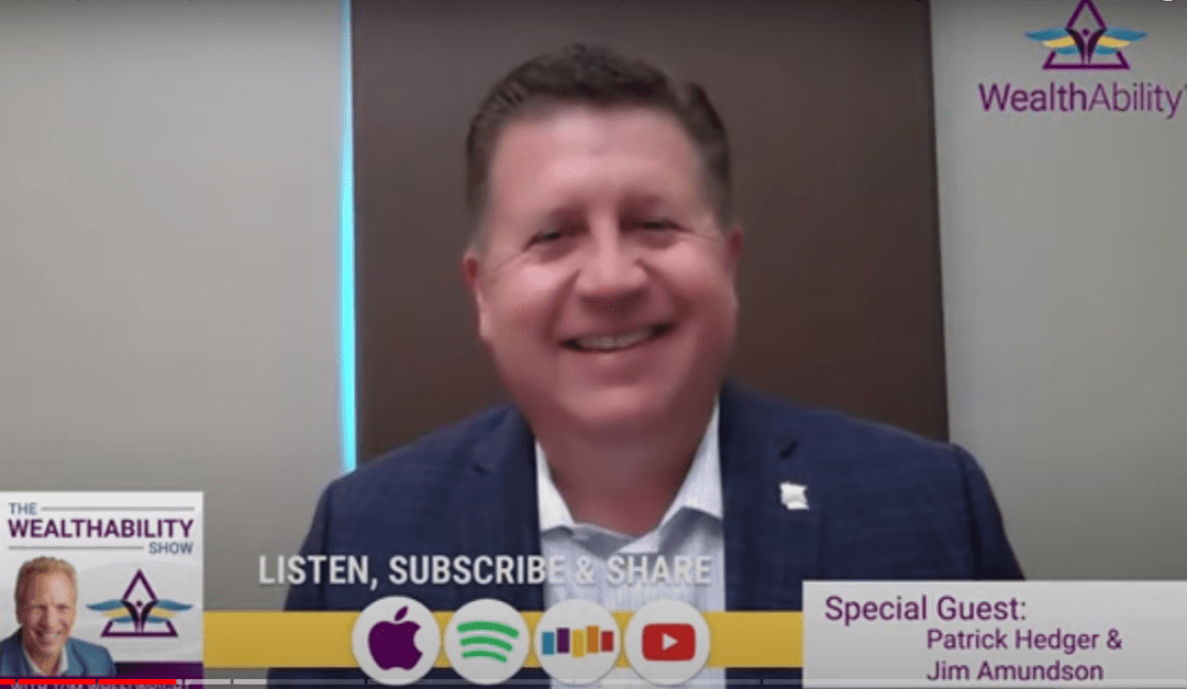 Episode 95 – The IRS Wants to Snoop on You with Patrick Hedger and Jim Amundson
