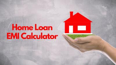 Home Loan EMI Calculator Online India