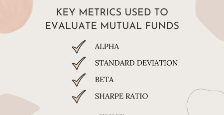What are Alpha, Beta, Sharpe Ratio & Standard Deviation in Mutual Funds. Key Metrics to Evaluate Mutual Funds. Wealth Baba - Financial Planner & Investment Advisor in India.