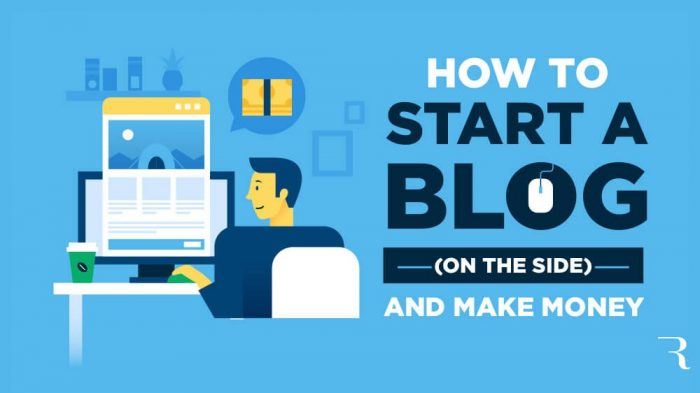 How To Start A Blog Free for beginners