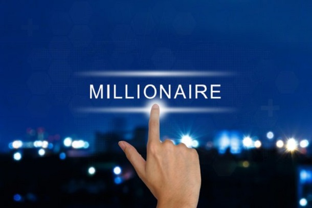 how to become millionaire