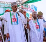 President Buhari tell Nigerians -'Continue farming, Don't relent,""