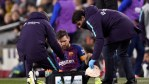 Barcelona: Lionel Messi doubtful for For upcoming Clasico clash with Real Madrid after picking up thigh injury